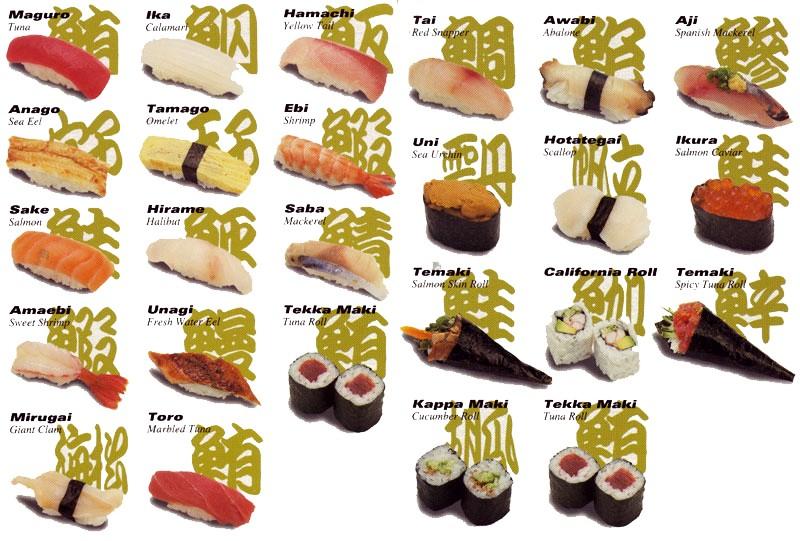 tipi sushi