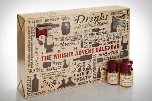 calendario avvento whisky