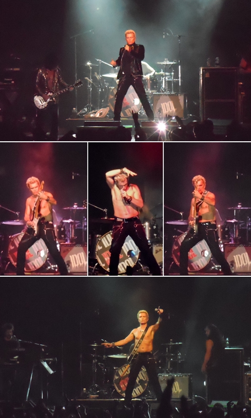 billy idol kings & queens of the underground tour