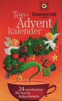 tee advent kalender sonnentor
