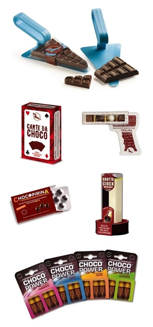 cioccolato costruttori di dolcezze