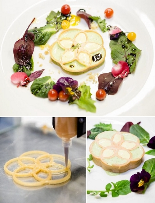 ristorante food ink