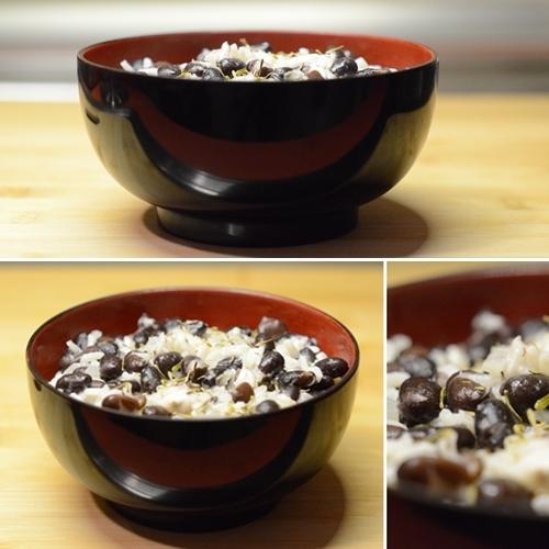riso fagioli neri giamaicana
