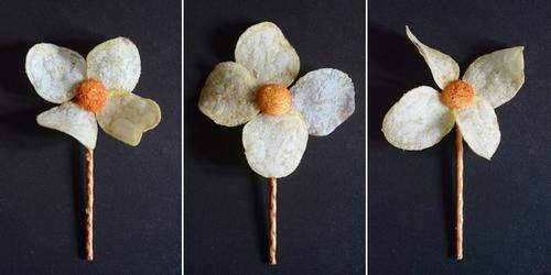 fiori di chips