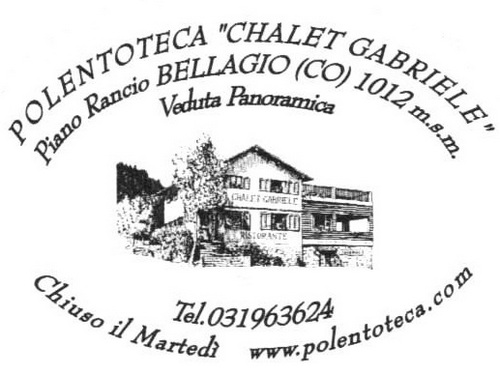 chalet gabriele polentoteca