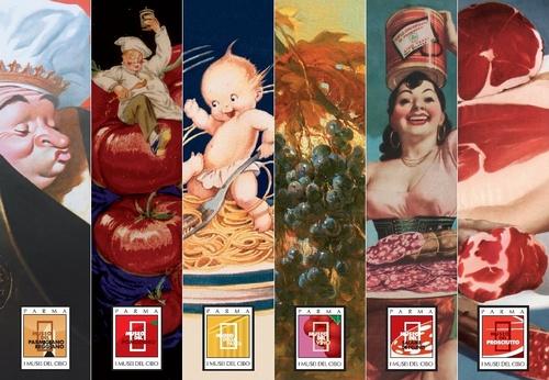 segnalibri musei del cibo parma