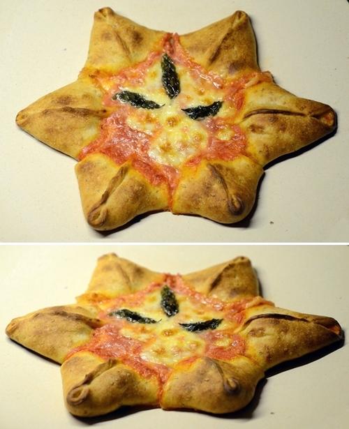 pizza stella margherita cinque cereali