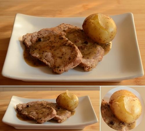 arrosto lonza mirto patate