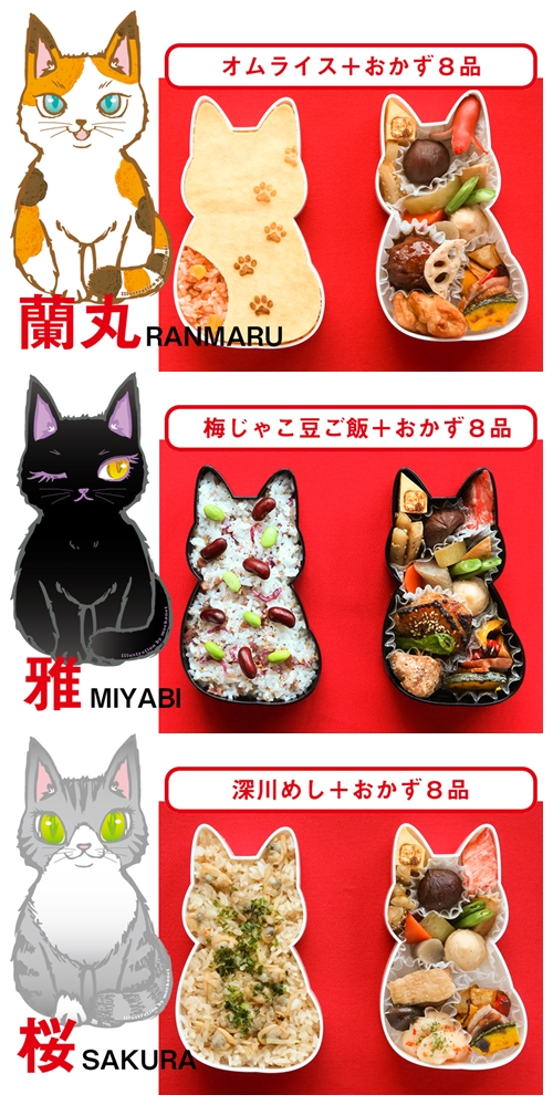 gatto bento box