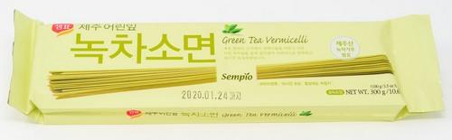 spaghetti te verde corea