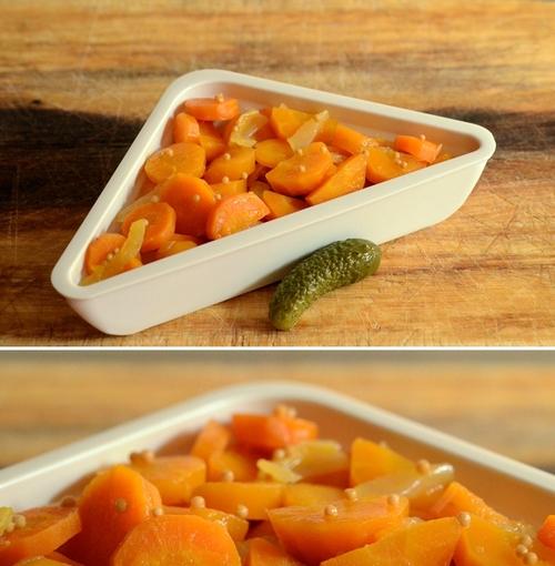 carote agrodolci marinata cetrioli