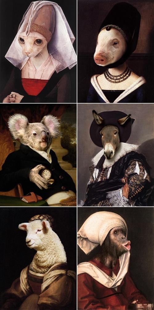 animal renaissance designcrowd