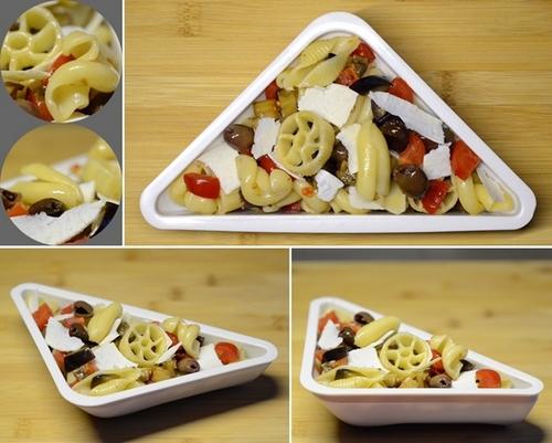 insalatonde melanzane ricotta salata