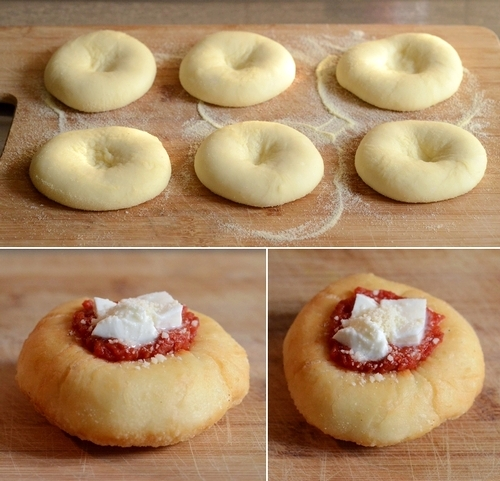 montanare pizzelle fritte