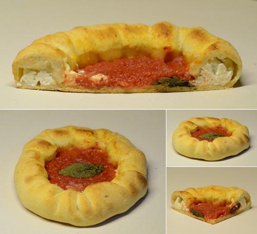pizza cornicione ripieno ricotta