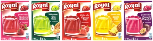 gelatine royal