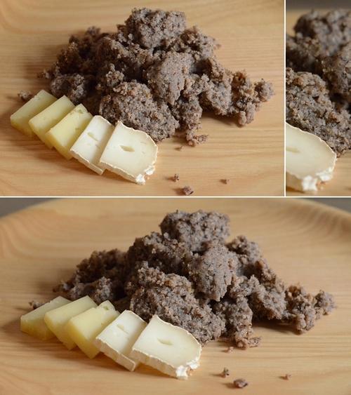 polenta frigole