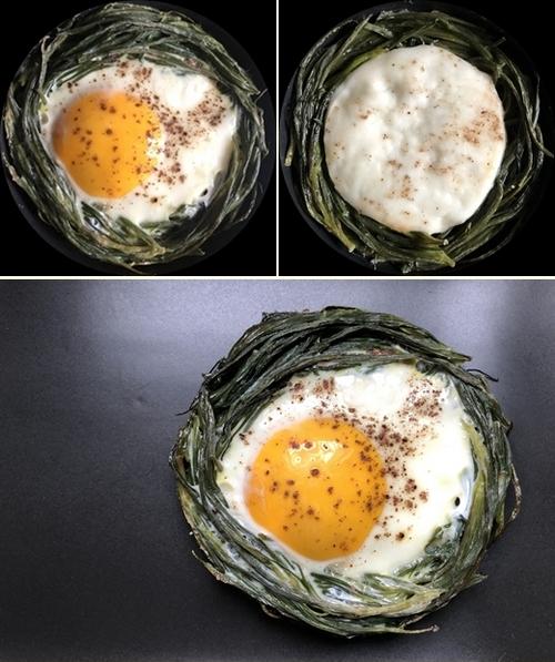 nidi agretti uova primo sale